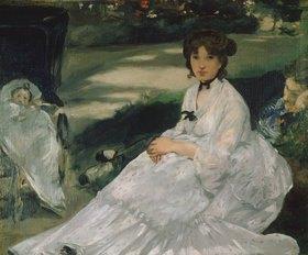 Edouard Manet: Im Garten