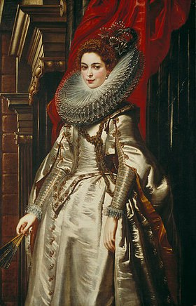 Peter Paul Rubens: Die Marchesa Brigida Spinola Doria