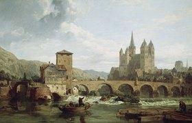 George Clarkson Stanfield: Limburg an der Lahn