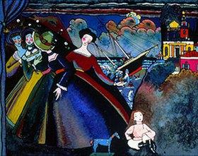 Wassily Kandinsky: Schiff