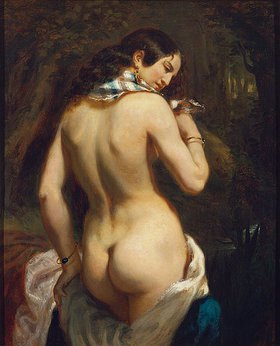 Theodore Chasseriau: Badende