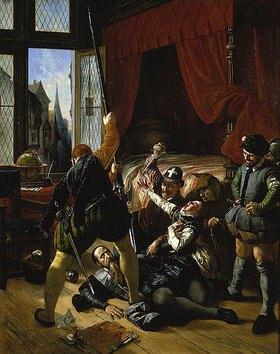 Joseph Nicolas Robert-Fleury: Szene aus der Bartholomäus-Nacht
