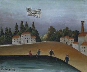 Henri Rousseau: Die Angler (Pecheurs a la ligne)