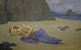 Alexandre Séon: Die Klage des Orpheus