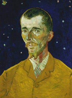 Vincent van Gogh: Bildnis des belgischen Malers Eugene Boch