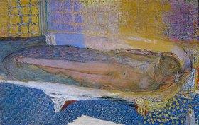 Pierre Bonnard: In der Badewanne
