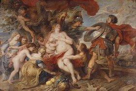 Peter Paul Rubens: Friedensallegorie (Krieg und Frieden)