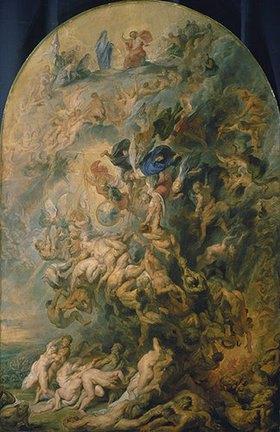 Peter Paul Rubens: Das Kleine Jüngste Gericht