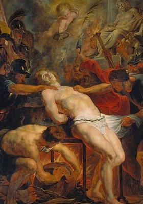 Peter Paul Rubens: Martyrium des hl.Laurentius