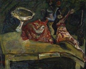 Chaim Soutine: Der Tisch