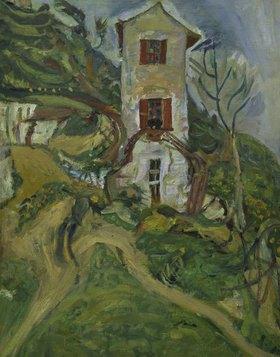Chaim Soutine: Das weisse Haus