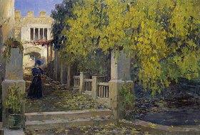 Alexander Koester: Moralt im Herbst