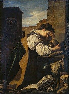 Domenico Fetti: Die Melancholie