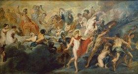 Peter Paul Rubens: Medici-Zyklus:Die Herrschaft der Königin (oder: Der Rat der Götter)