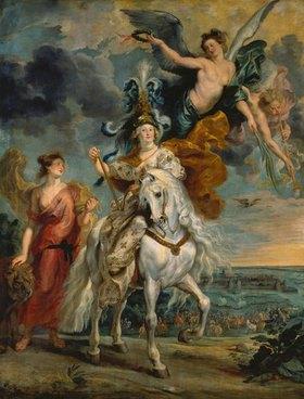 Peter Paul Rubens: Medici-Zyklus: Die Einnahme von Jülich am 1.September