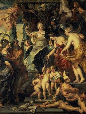 Peter Paul Rubens: Medici-Zyklus: Die glückliche Regentschaft