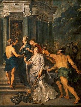 Peter Paul Rubens: Medici-Zyklus: Der Friedensschluss von Angers