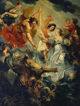 Peter Paul Rubens: Medici-Zyklus: Die Versöhnung der Königin mit ihrem Sohn
