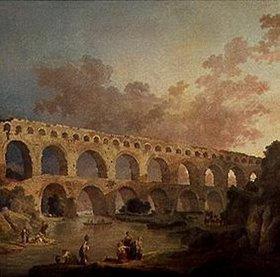 Hubert Robert: Der Pont-du-Gard