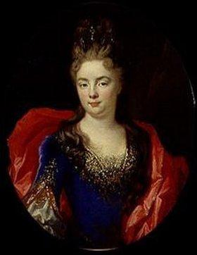 Nicolas de Largilliere: Bildnis der Prinzessin de Rohan