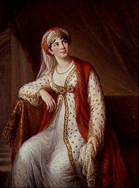 Elisabeth-Louise Vigée-Lebrun: Bildnis der Sängerin Grassini