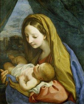 Carlo Maratta: Maria mit dem Kind