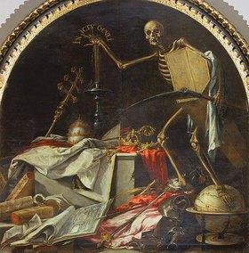 Juan de Valdés Leal: In Ictu Oculi. Allegorie des Todes