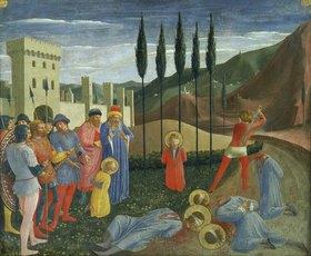 Fra Angelico: Das Martyrium der hll.Kosmas und Damian