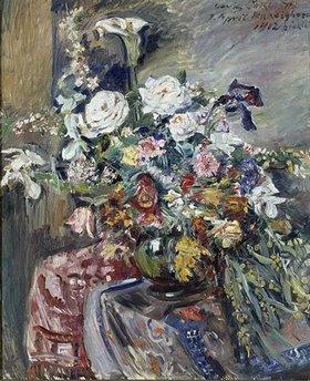 Lovis Corinth: Blumenstrauss