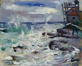 Lovis Corinth: Sturm auf Cap Ampeglio