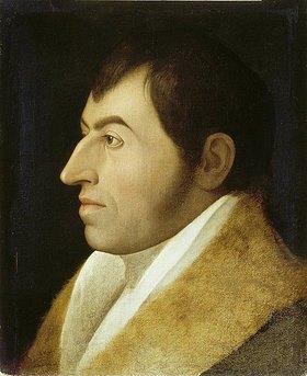Johann Friedrich Overbeck: Bildnis Ernst Platner
