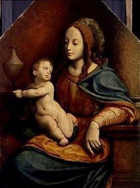 Joos van Cleve: Die Pommersfeldener Madonna