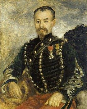 Auguste Renoir: Bildnis des Capitaine Darras