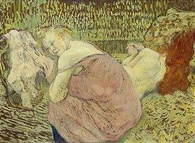 Henri de Toulouse-Lautrec: Zwei Freundinnen