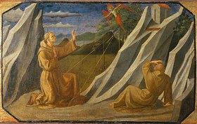Pesellino (Francesco di Stefano): Die Stigmatisation des hl.Franziskus