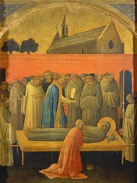 Lorenzo di Monaco: Der Tod des hl.Franziskus