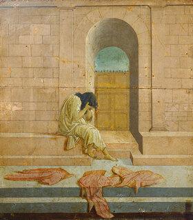 Sandro Botticelli: Verlassenheit (oder: Melancholie)