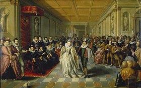 Französisch: Ball am Hofe des Herzogs von Joyeuse