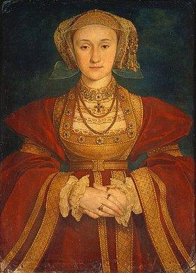 Hans Holbein d.J.: Anna von Kleve