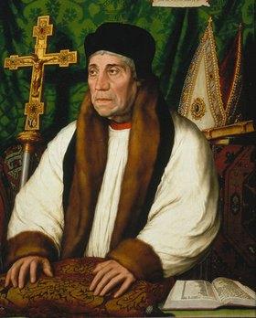 Hans Holbein d.J.: William Warham