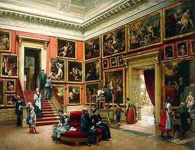 Karl Louis Preusser: In der Dresdener Galerie