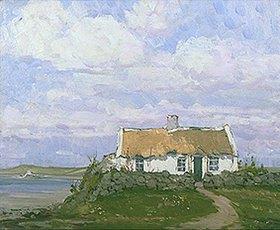 Hans Iten: Irisches Landhaus an der Küste
