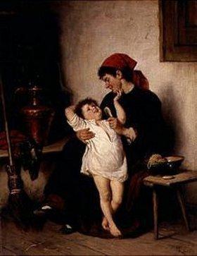 Rudolf Epp: Mutter mit Kind