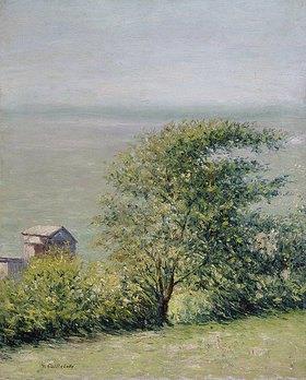 Gustave Caillebotte: Am Meer bei Villerville