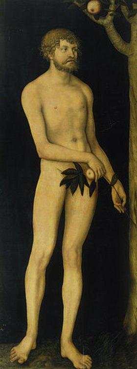 Lucas Cranach d.Ä.: Adam. 1531.