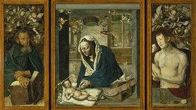 Albrecht Dürer: Der Dresdener Altar