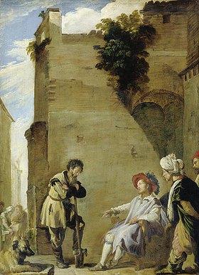 Domenico Fetti: Das Gleichnis von den Arbeitern im Weinberg