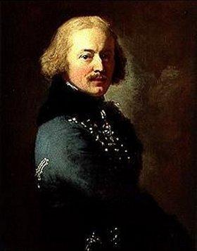 Anton Graff: Bildnis des Karl Wilhelm Ferdinand von Funck