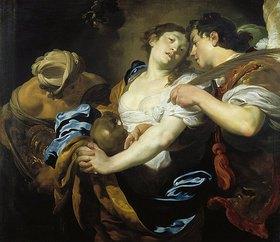 Johann Liss (Lys): Die reuige Magdalena