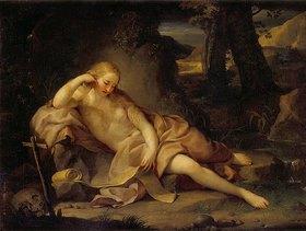 Anton Raphael Mengs: Die büßende Magdalena